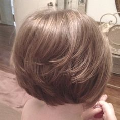 Wispy haircut for a little girl with spunk