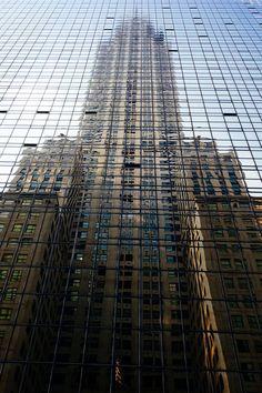 Skyscraper, Multi Story Building, New York, Architecture, Creative, Travel, Arquitetura, Skyscrapers, New York City