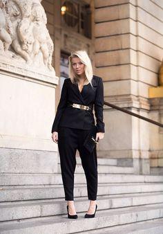 PUT A BELT ON IT : P.S. I love fashion by Linda Juhola