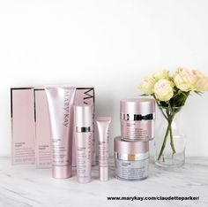 Advanced age-fighting day and night. Ask me why women love this set! #marykay #timewiserepair #skincare #antiaging
