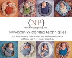 Newborn Posing | Newborn Photography Tips | How to Pose Newborns | Baby Posing | Newborn Mentoring
