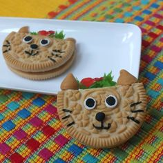 Taco Cat cookie by PartyPinching.com made for Tablespoon.com