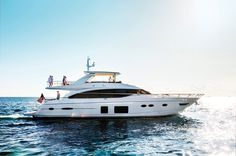 Princess 82 Motor Yacht Boats For Sale Used Boat For Sale, Boats For Sale, Most Expensive Yacht, Princess Yachts, Living On A Boat, Yacht For Sale, Used Boats, Super Yachts, Ways To Travel