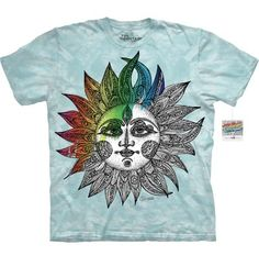Tricoul de colorat Helios