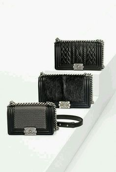 4c93d557b150 Chanel Boy bag x all types of way Best Handbags, Fashion Handbags, Fashion  Bags