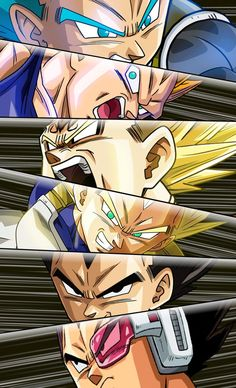 Vegeta Wallpaper by BrusselTheSaiyan on DeviantArt