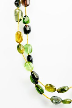 Greig Porter Green Tourmaline Necklace
