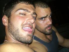 Angelo Peterson & Damien Crosse