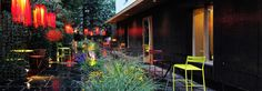 Garten #hotel #garden #light #visitinnsbruck Design Hotel, Innsbruck, Designer, Inspiration, Park, Refurbishment, Lawn And Garden, Biblical Inspiration, Parks