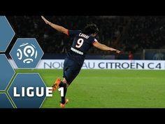 Goal Edinson CAVANI (36') - Paris Saint-Germain - Olympique Lyonnais (4-0) - 01/12/13 (PSG - OL)