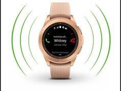 Samsung Galaxy Watch Rose Gold Smart Bluetooth Wi Fi Only 42mm