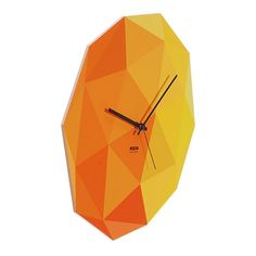 Timeshape Clock - Yellow - alt_image_one
