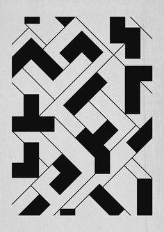 Geometric Versions 2 on Behance