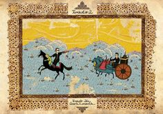 Classic Movies Interpreted as 16th Century Illustrations - My Modern Metropolis