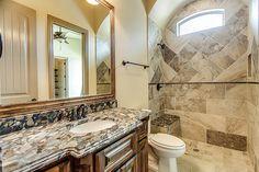 Home, Shower Room, Custom Homes, Luxury, Framed Bathroom Mirror, New Homes, Custom Home Builders, Building A House, Luxury Homes