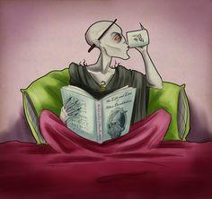 'HP: Oh Voldie...' by ~Loleia on deviantART