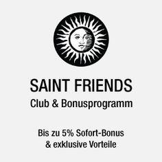 Saint Friends Produktübersicht