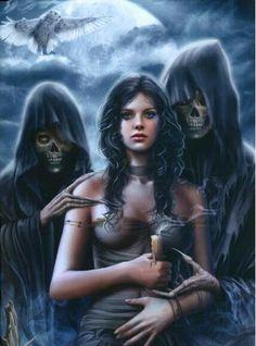 Skulls reaper