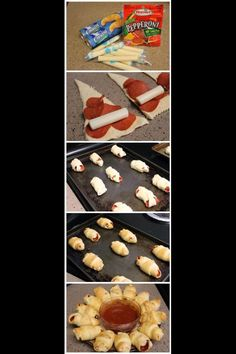 Simple quick snack for parties