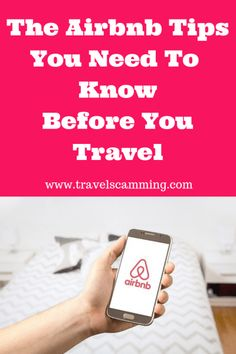 The Airbnb Tips You Need To Know Before You Travel - Travel Scamming-Avoid Travel Scams Travel Advice, Travel Guides, Travel Tips, Travel Hacks, Blog Love, Ultimate Travel, Travel Pictures, Need To Know, Family Travel