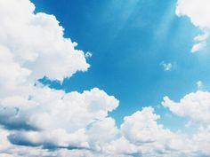 #sky #blue
