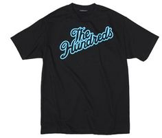 The Hundreds Forever Slant T-Shirt > Premium T-Shirts | Active Ride Shop