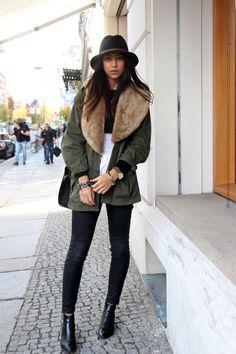 Los 5 Colores Favoritos De Este Invierno De Las Fashion Bloggers | Cut & Paste – Blog de Moda