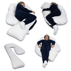 All Nighter Total Body Pregnancy Pillow by Leachco $41 ... not pregnant, but SO need this pillow!