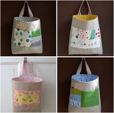Είμαι παιδί: Παιδικές τσάντες