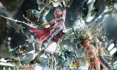 Final Fantasy Xiii Images And Pictures 1920x1080 716 Kb