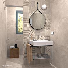 MALÉ KÚPEĽNE - Riešenia & Dizajn / BENEVA Vanity, Mirror, Bathroom, Furniture, Home Decor, Dressing Tables, Washroom, Powder Room, Decoration Home