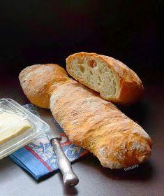 """""""Anya, ez isteni!..."""", avagy Gabojsza konyhája: Dagasztás nélküli kenyér"""