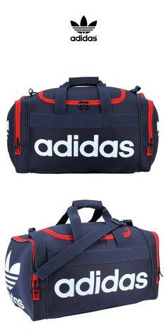 588965d02 Adidas - Santiago Duffel Bag | Navy | Click for Price and More | Adidas  Apparel