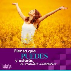 """Convertir sueños en objetivos es la clave del éxito"""" ¡Feliz fin de semana! #FraseDelDiaLulas Imagen vía #Pinterest"""