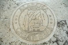 Great Seal of the State of Alabama