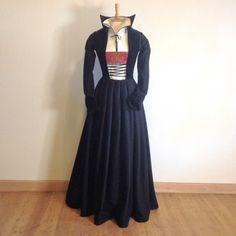Renaissance woman suit, Katharina von Bora, Reformation, Martin Luther