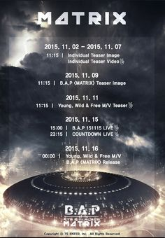 B.A.P 2015 Comeback Schedule - http://cafe.daum.net/TS-ASIAN