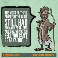 Check this out: The most faithful people in the Bible still had so many problems and sins. Why do you feel you can't be as faithful?. https://re.dwnld.me/7tTD8-the-most-faithful-people-in-the-bible-still-had-so-many