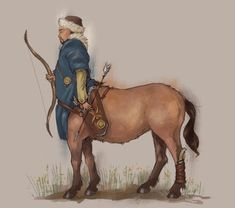 First in the new serie of every breed and nation centaurs. Based on aborigen horse breed of Khakasian-Minussin area. Steady, short, long haired horses w. Khakas the centaur Dungeons And Dragons Characters, Dnd Characters, Fantasy Characters, Magical Creatures, Fantasy Creatures, Character Inspiration, Character Art, High Fantasy, Monster Art