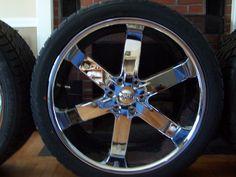 24 inch u2 55 rims for sale
