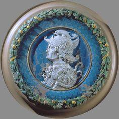 Bottega della Robbia Busto di condottiero (Dario)
