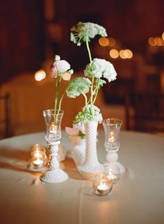 Modern Romantic King Plow Wedding by Ali Harper « Southern Weddings Magazine