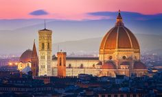 9-Day Vacation of Italy with Airfare, Rome Bus Tour, and Florence Walking Tour.