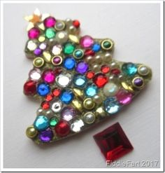 jewelled Christmas Tree