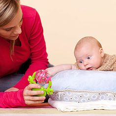 Activities to Encourage Emotional & Social Development: 0-3 Months