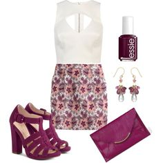 """""""Untitled #83"""" by fontanaea on Polyvore"""