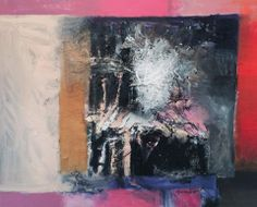 Artwork of the day  Charles Goldstein  Paris, France  L'enclos du temps No3  Canvas Mixed Media  32 x 40 in.