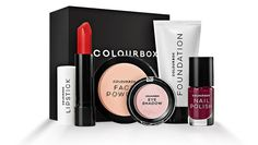 Nueva linea Colourbox| By Oriflame cosmetics<3MB