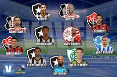 BotafogoDePrimeira: Seleção VAVEL do Brasileirão Série B 2015 têm Bota...