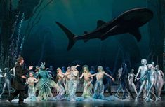 """thelingerieaddict: """" haruchonns: """" Current fascination: Pieni Merenneito//Finnish National Ballet Composed by Tuomas Kantelinen, Choreographed by Kenneth Greve """" I want to see this! Burlesque Costumes, Theatre Costumes, Ballet Costumes, Mermaid Man, Mermaid Cove, Little Mermaid Costumes, The Little Mermaid, Theater, Water Nymphs"""